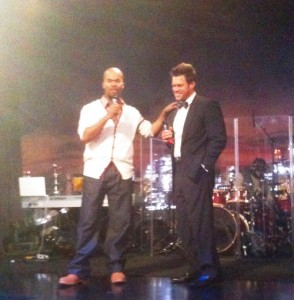 Hairston & Pastor Wess Morgan