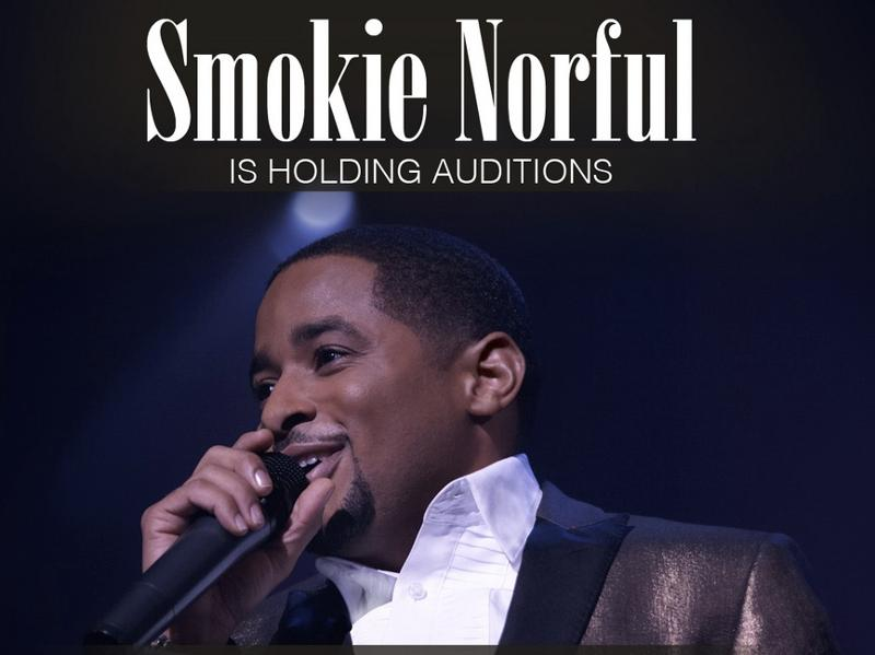 Pastor Smokie Norful Looking For Singers & Musicians