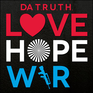 lovehopewar album cover