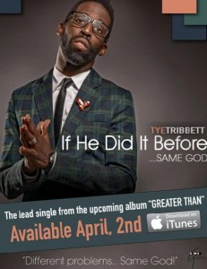 Tribbett Same God