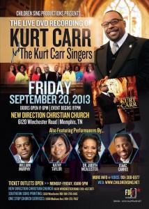 Kurt Carr DVD