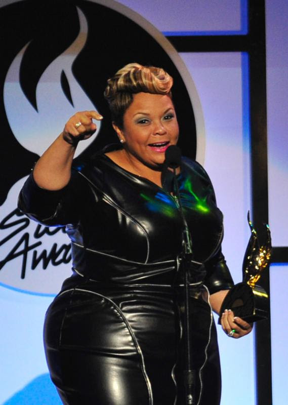 Seven time 2014 Stellar Awards winner Tamela Mann (Photo Credit: Linximages / The FrontPage Firm