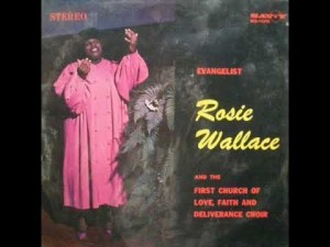 Rosie Wallace