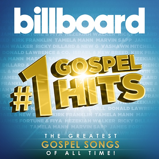 Billboard Number 1 Gospel Hits__album cover