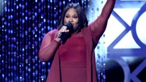 "Tasha Cobbs Performing, ""Put A Praise On It"" at the 2016 Celebration of Gospel"
